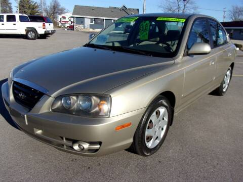 2006 Hyundai Elantra for sale at Ideal Auto Sales, Inc. in Waukesha WI