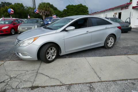2013 Hyundai Sonata for sale at J Linn Motors in Clearwater FL