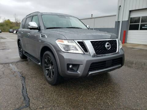 2019 Nissan Armada for sale at Elhart Automotive Campus in Holland MI