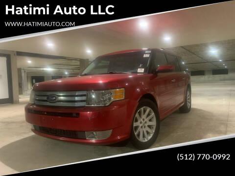 2010 Ford Flex for sale at Hatimi Auto LLC in Buda TX