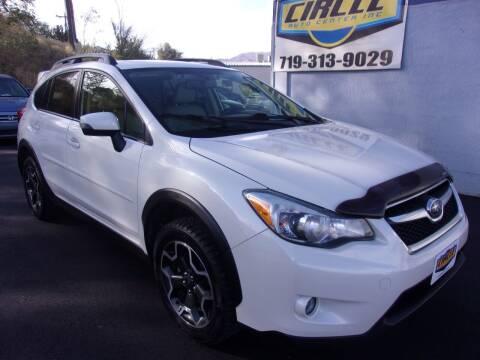 2015 Subaru XV Crosstrek for sale at Circle Auto Center in Colorado Springs CO