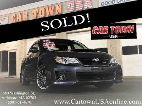 2013 Subaru Impreza for sale at Car Town USA in Attleboro MA
