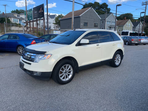2007 Ford Edge for sale at Capital Auto Sales in Providence RI