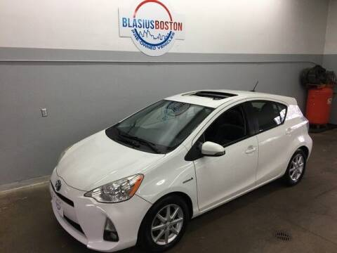 2013 Toyota Prius c for sale at WCG Enterprises in Holliston MA