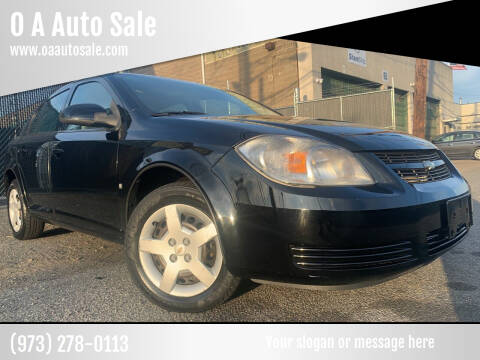 2008 Chevrolet Cobalt for sale at O A Auto Sale in Paterson NJ