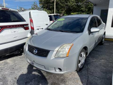 2008 Nissan Sentra for sale at Mike Auto Sales in West Palm Beach FL