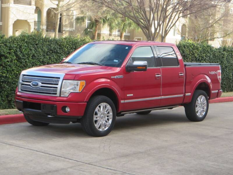 2012 Ford F-150 for sale at RBP Automotive Inc. in Houston TX