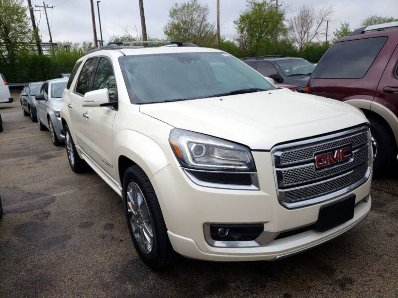 2014 GMC Acadia for sale at 355 North Auto in Lombard IL