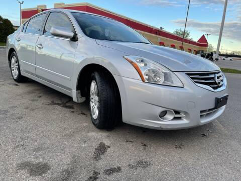 2011 Nissan Altima for sale at Wyss Auto in Oak Creek WI