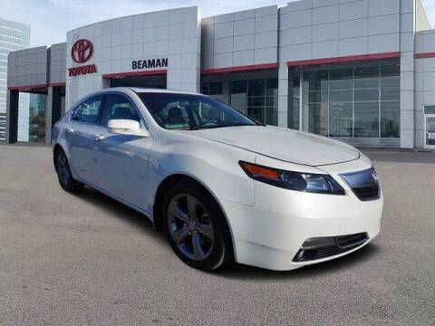 2013 Acura TL for sale at BEAMAN TOYOTA in Nashville TN