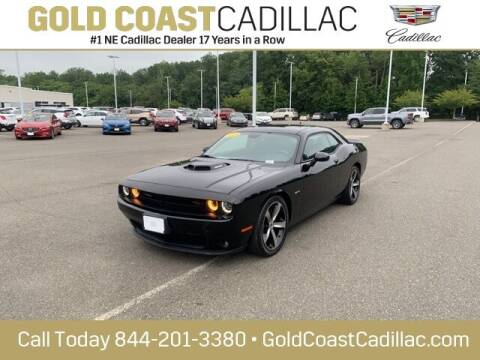 2018 Dodge Challenger for sale at Gold Coast Cadillac in Oakhurst NJ