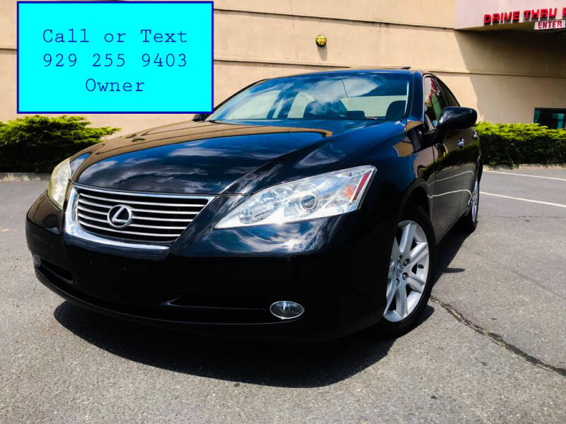 2009 Lexus ES 350 for sale at Ultimate Motors in Port Monmouth NJ