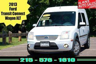 2013 Ford Transit Connect for sale at Ilan's Auto Sales in Glenside PA