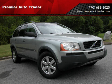 2004 Volvo XC90 for sale at Premier Auto Trader in Alpharetta GA