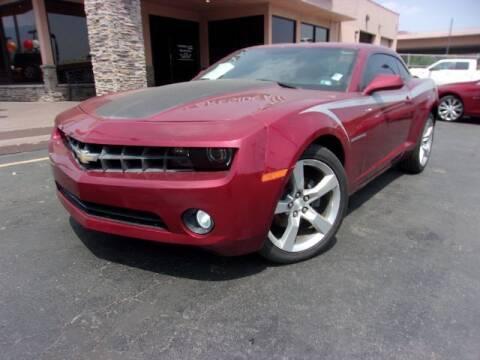 2011 Chevrolet Camaro for sale at Lakeside Auto Brokers Inc. in Colorado Springs CO