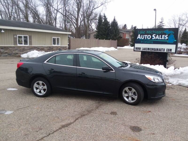 2013 Chevrolet Malibu for sale at Lake Michigan Auto Sales & Detailing in Allendale MI
