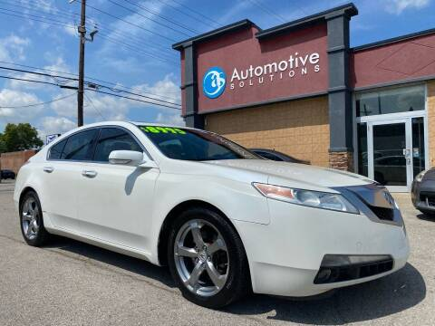 2010 Acura TL for sale at Automotive Solutions in Louisville KY