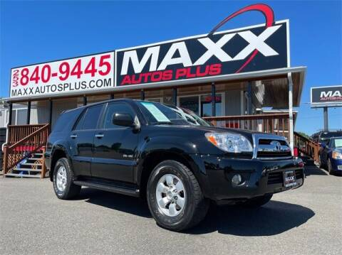 2007 Toyota 4Runner for sale at Maxx Autos Plus in Puyallup WA