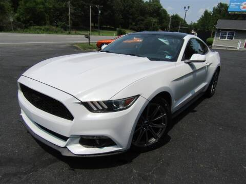2016 Ford Mustang for sale at Guarantee Automaxx in Stafford VA