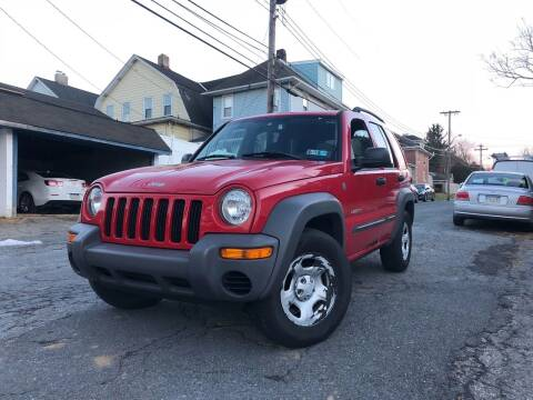 2004 Jeep Liberty for sale at Keystone Auto Center LLC in Allentown PA