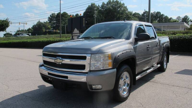 2009 Chevrolet Silverado 1500 Hybrid for sale at Best Import Auto Sales Inc. in Raleigh NC