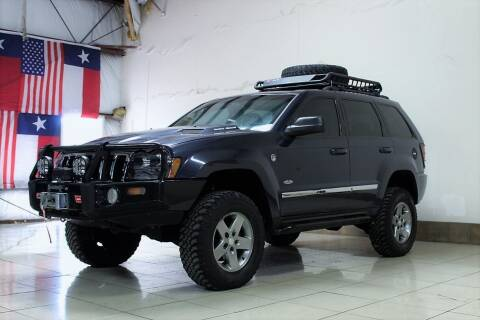 2008 Jeep Grand Cherokee for sale at ROADSTERS AUTO in Houston TX