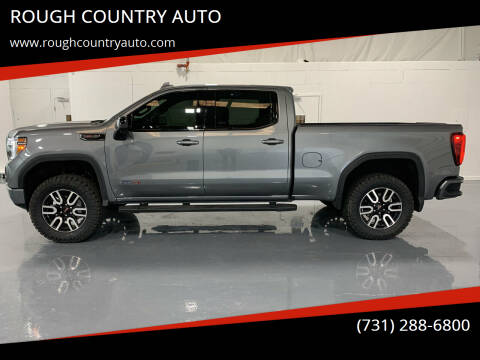 2020 GMC Sierra 1500 for sale at ROUGH COUNTRY AUTO in Dyersburg TN