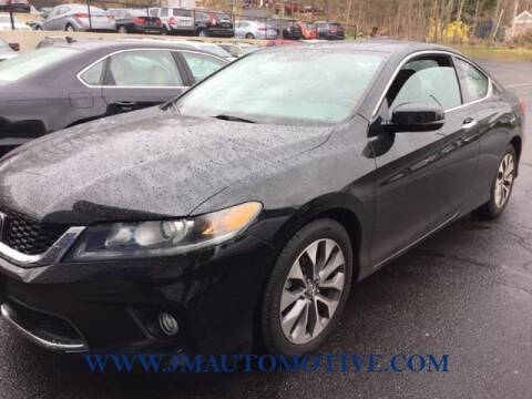 2015 Honda Accord for sale at J & M Automotive in Naugatuck CT