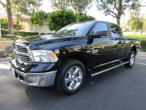 2015 RAM Ram Pickup 1500 for sale at E MOTORCARS in Fullerton CA