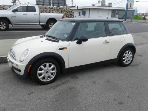 2004 MINI Cooper for sale at Nelsons Auto Specialists in New Bedford MA