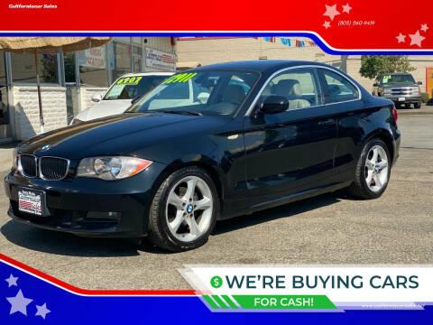 2011 BMW 1 Series for sale at Californiacar Sales in Santa Maria CA
