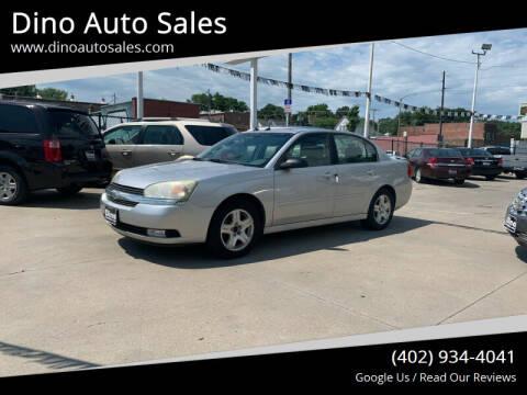 2004 Chevrolet Malibu for sale at Dino Auto Sales in Omaha NE