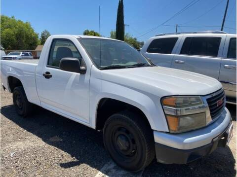2005 GMC Canyon for sale at Dealers Choice Inc in Farmersville CA