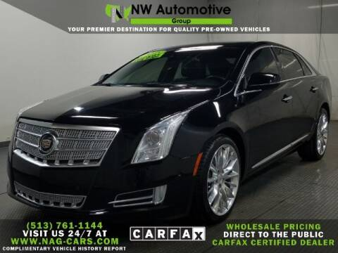 2015 Cadillac XTS for sale at NW Automotive Group in Cincinnati OH