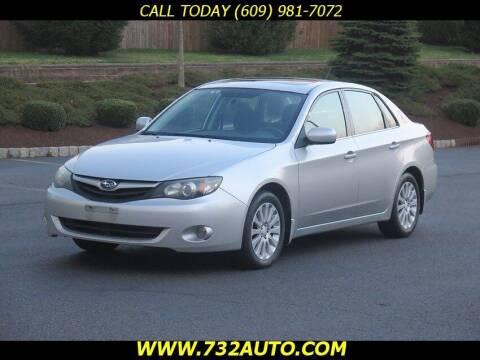 2011 Subaru Impreza for sale at Absolute Auto Solutions in Hamilton NJ