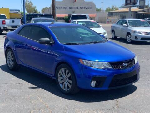 2013 Kia Forte Koup for sale at Brown & Brown Wholesale in Mesa AZ