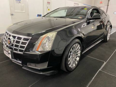 2013 Cadillac CTS for sale at TOWNE AUTO BROKERS in Virginia Beach VA