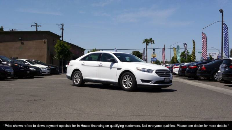 2013 Ford Taurus for sale at Westland Auto Sales on 7th in Fresno CA