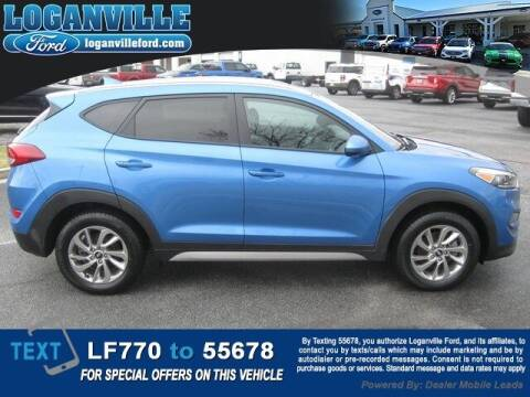 2018 Hyundai Tucson for sale at Loganville Quick Lane and Tire Center in Loganville GA