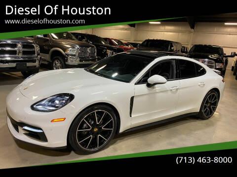 2018 Porsche Panamera for sale at Diesel Of Houston in Houston TX