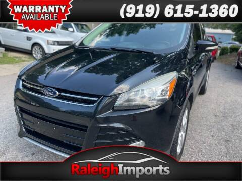 2014 Ford Escape for sale at Raleigh Imports in Raleigh NC
