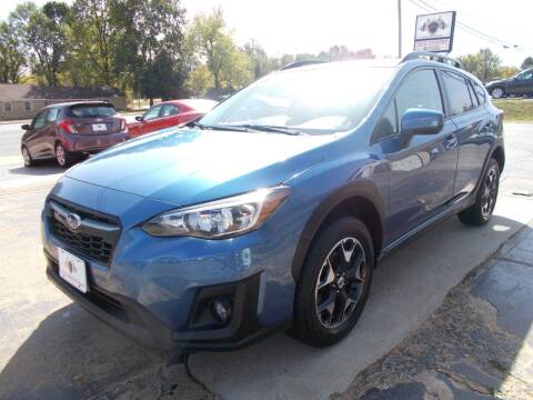2018 Subaru Crosstrek for sale at High Country Motors in Mountain Home AR