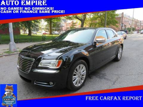 2014 Chrysler 300 for sale at Auto Empire in Brooklyn NY