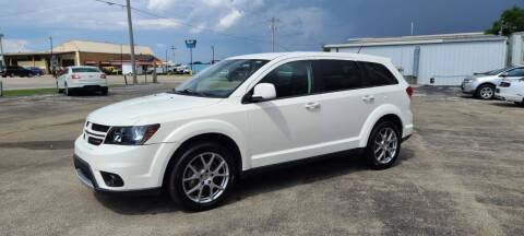 2014 Dodge Journey for sale at Aaron's Auto Sales in Poplar Bluff MO