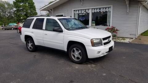 2008 Chevrolet TrailBlazer for sale at Cars 4 U in Liberty Township OH