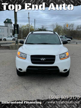 2009 Hyundai Santa Fe for sale at Top End Auto in North Atteboro MA