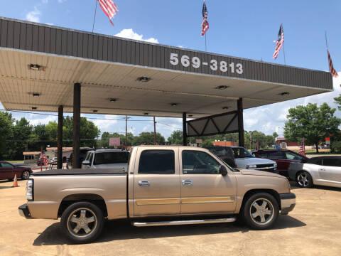 2005 Chevrolet Silverado 1500 for sale at BOB SMITH AUTO SALES in Mineola TX