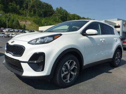 2021 Kia Sportage for sale at RUSTY WALLACE KIA OF KNOXVILLE in Knoxville TN
