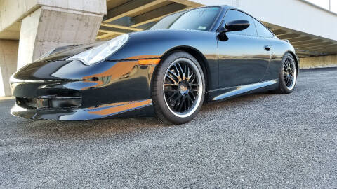 2003 Porsche 911 for sale at Auto Wholesalers in Saint Louis MO