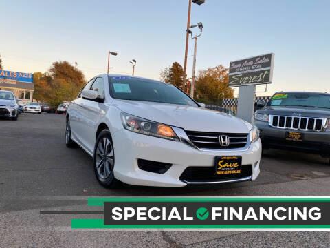 2013 Honda Accord for sale at Save Auto Sales in Sacramento CA